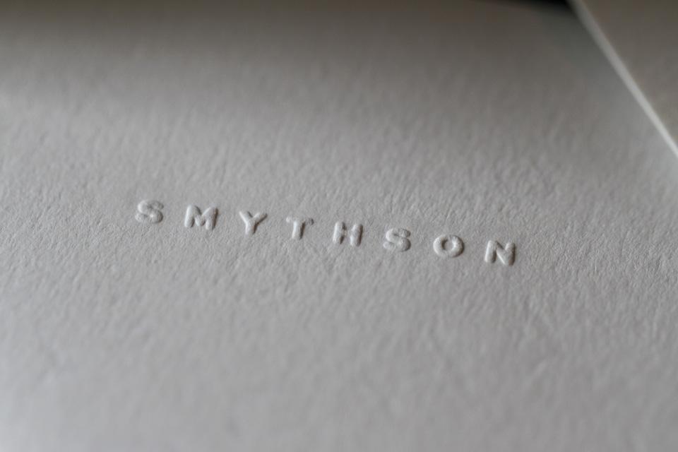 Smythson stationery